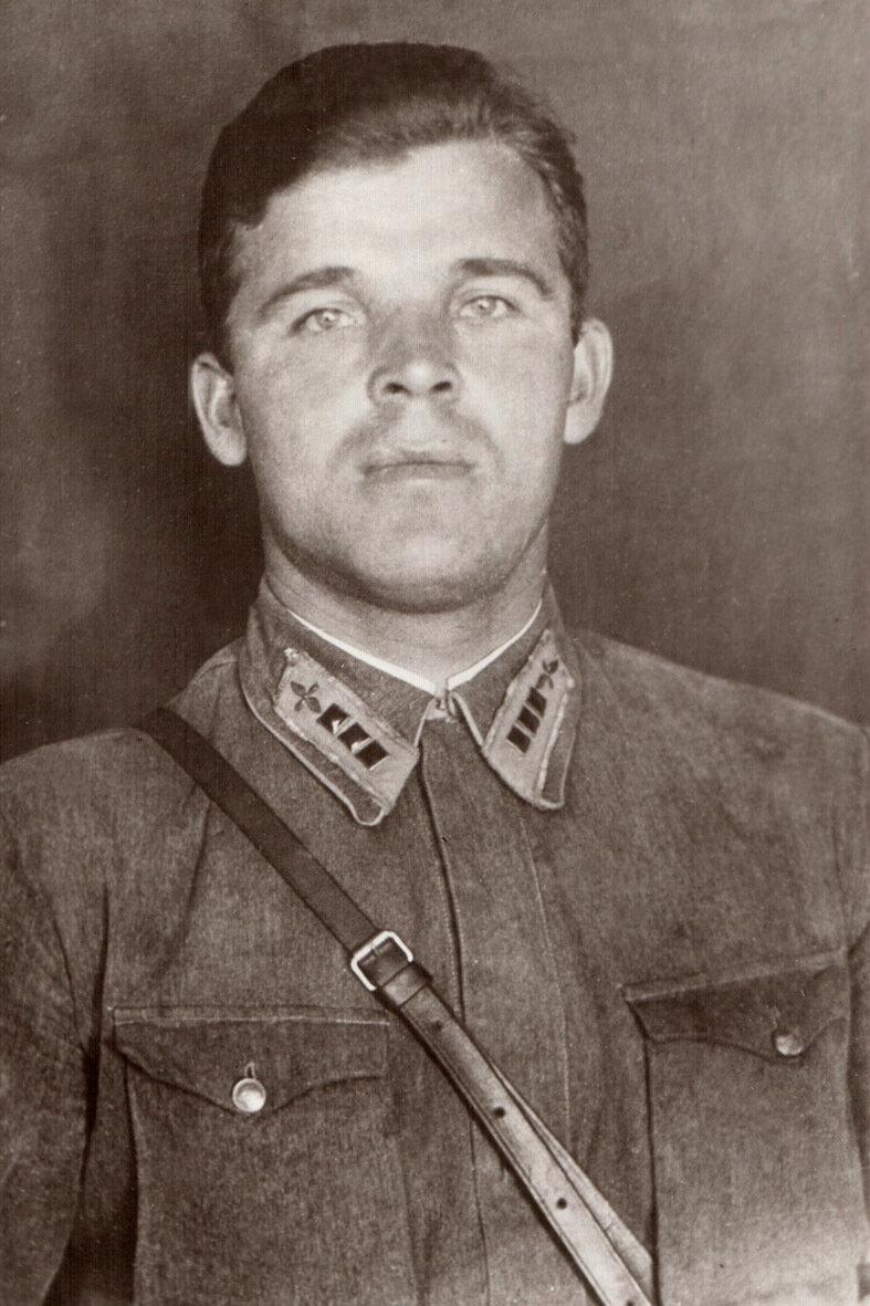 Чистяков В.М. Старший лейтенант
