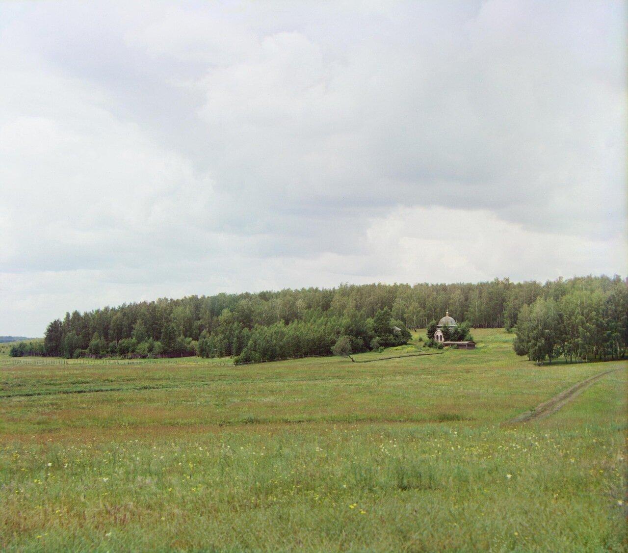 Местечко Ключи, 7 верст от Шадринска. 1912