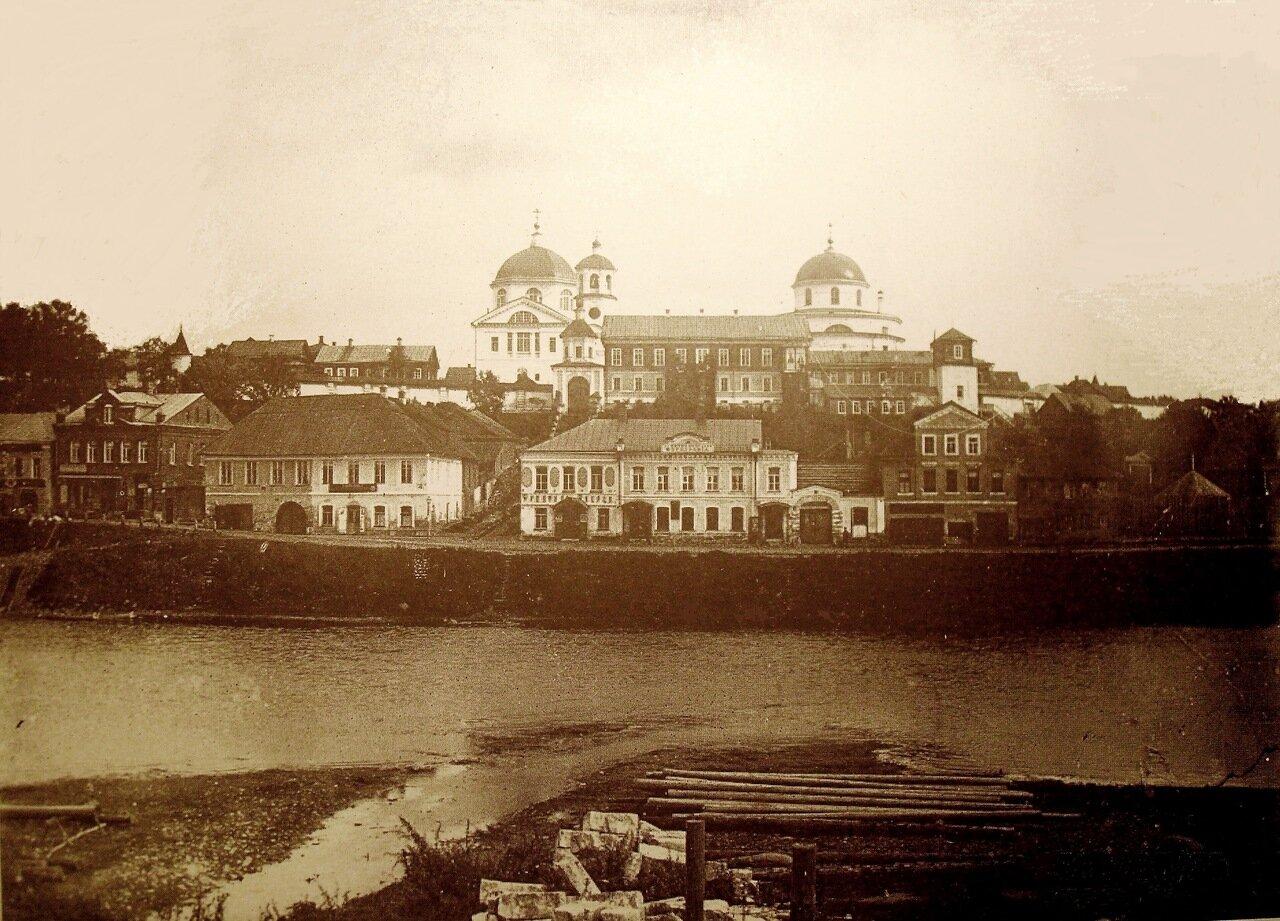 Набережная р.Тверцы,1910