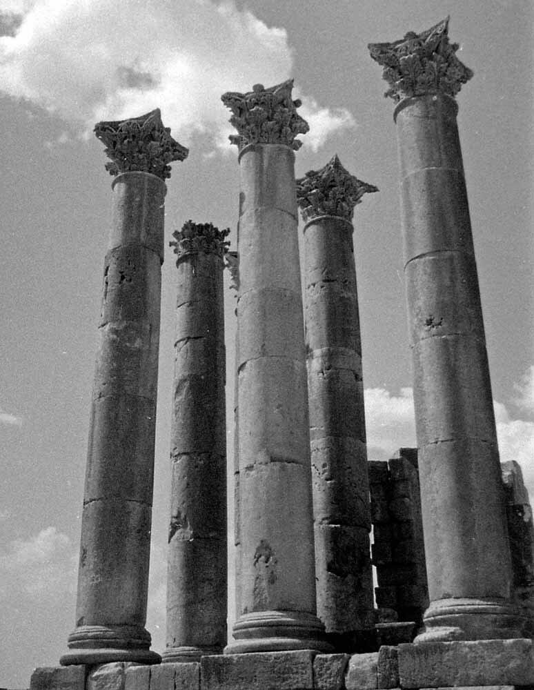 Иордания, Джараш