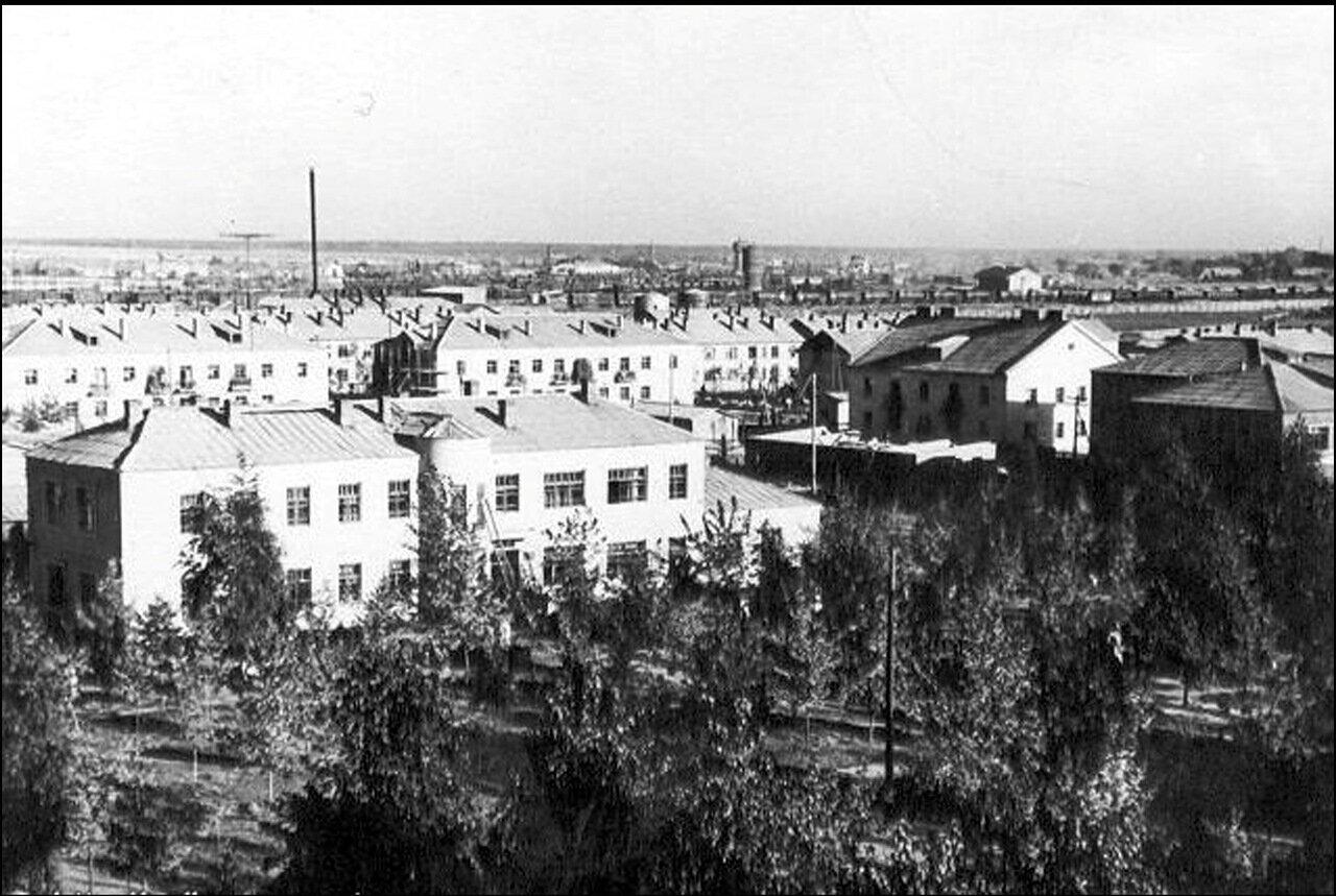 Вид на центральную почту города