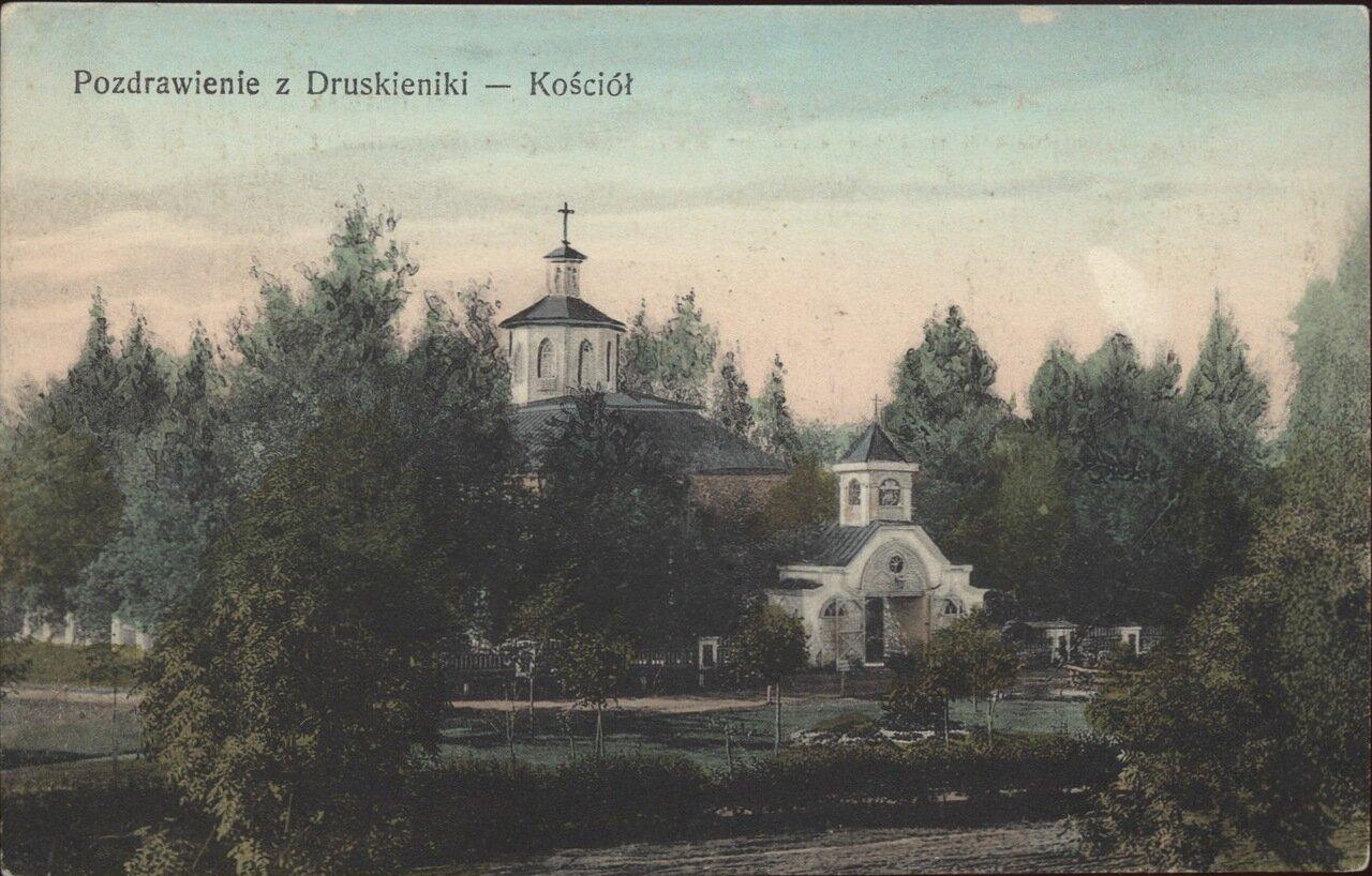 Церковь 1910