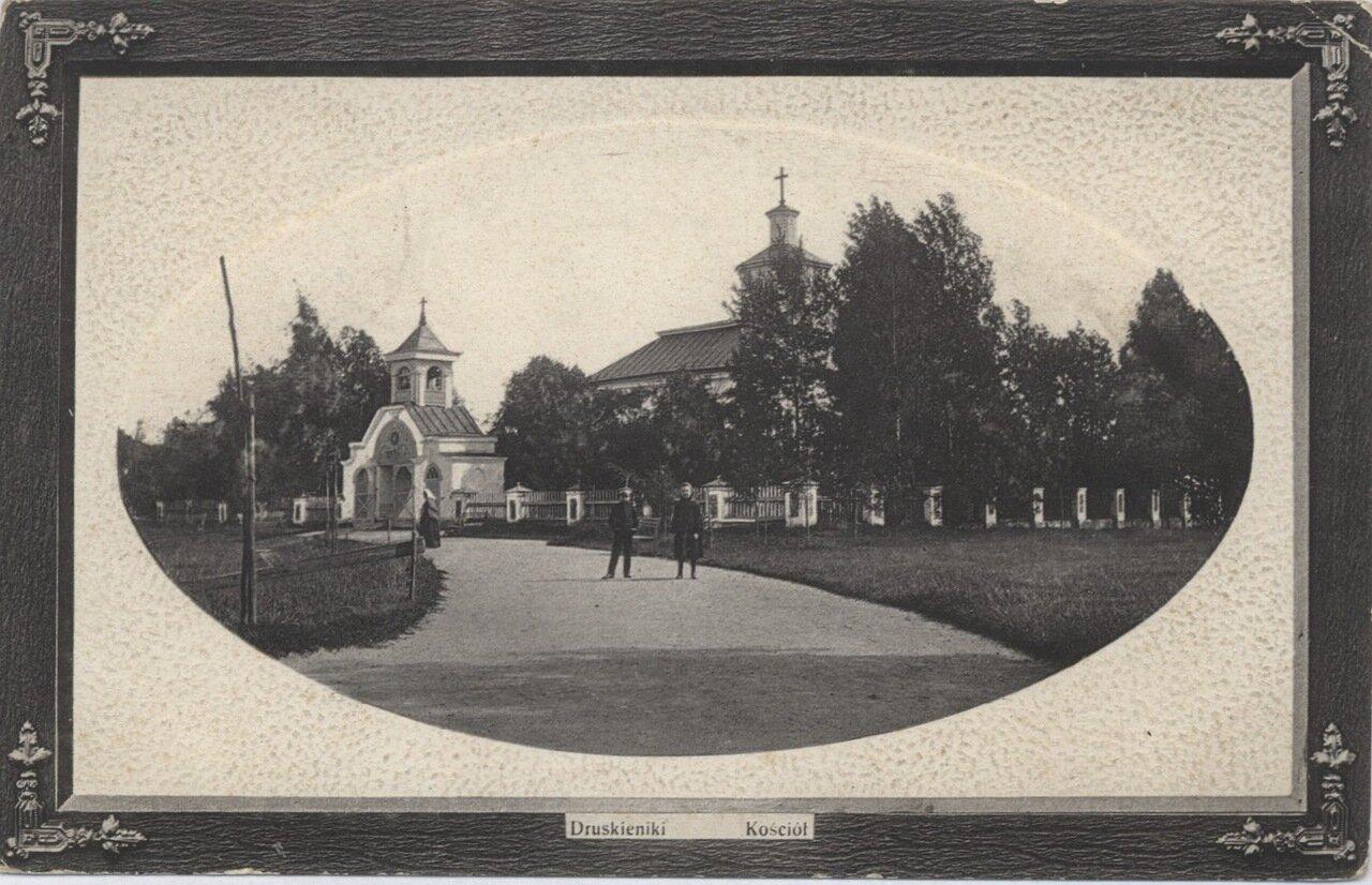 Церковь 1913
