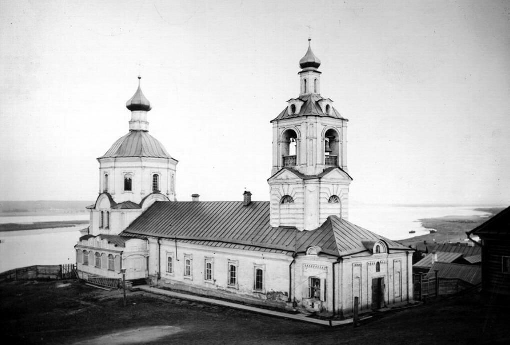 Смоленская приходская церковь. 1902