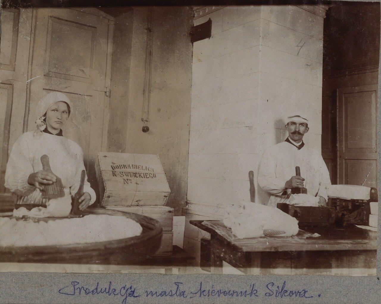 Производство сыров в Белицах