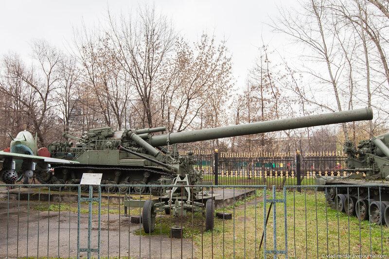 2А3 «Конденсатор» - советская опытная самоходная артиллерийская установка особой мощности