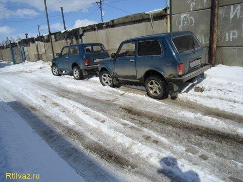 0 9ba6b 7b70daf5 L Автомобиль Нива Лада ВАЗ 2121, внедорожник