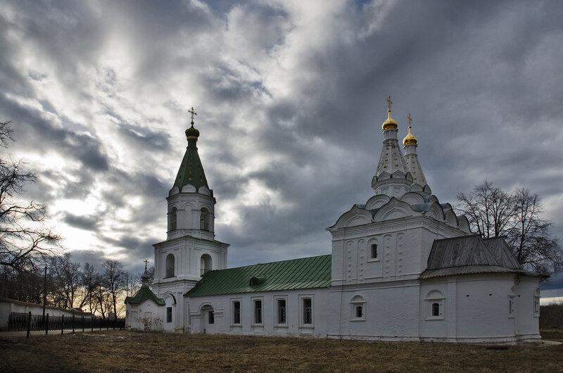Церковь Святого духа .