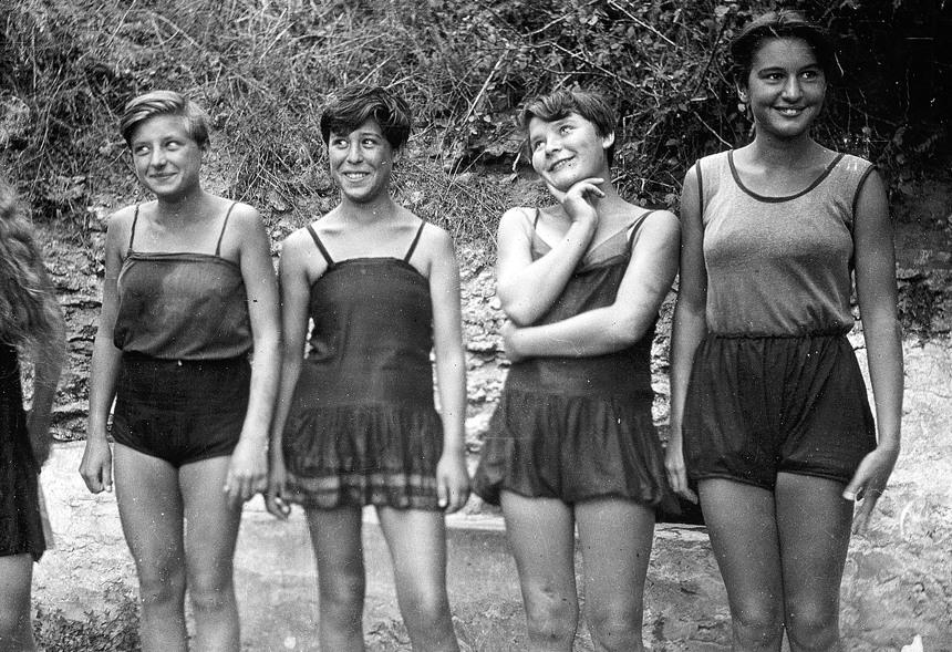 ретро фото 1940 годов