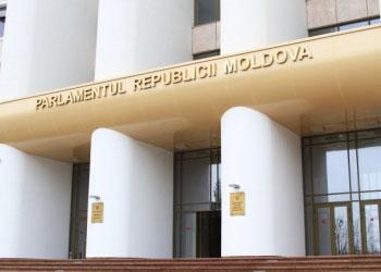 В парламенте закрытое заседание; На повестке дня безопасность РМ