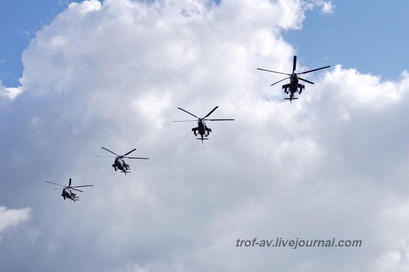 Генеральная репитиция Парада, Кубинка 07.05.2014