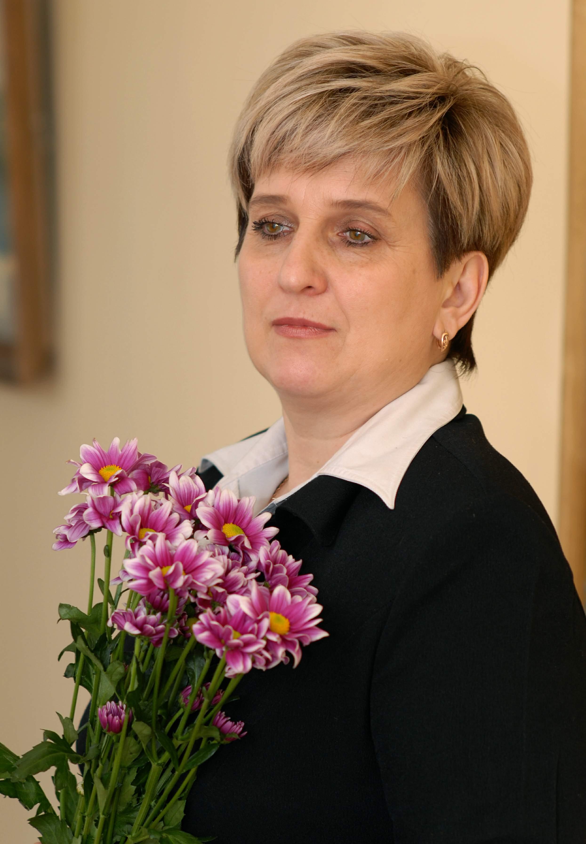 СЕЛИВЕРСТОВА Людмила Ивановна