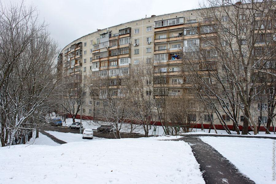 круглый дом на довженко