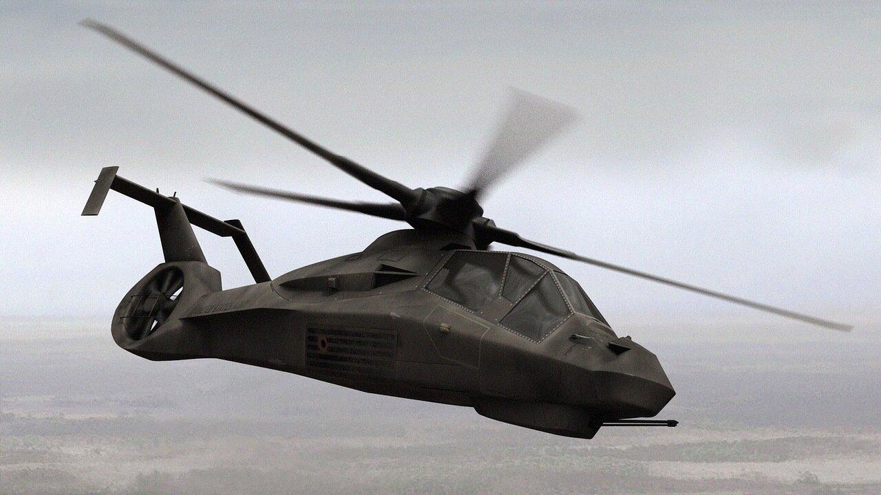 Пятерка лучших военных вертолетов мира (5 фото)
