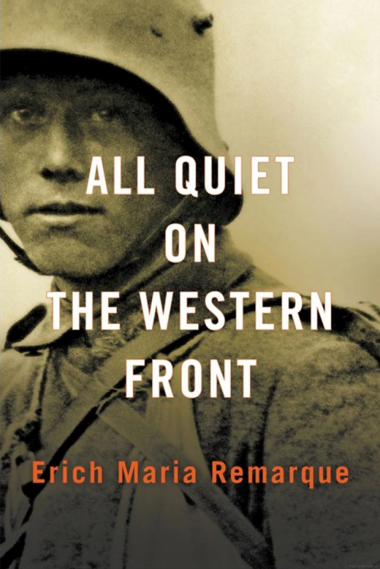 maria ramarques view on mental abuse in her book all quiet on the western front The world socialist web site editorial board asked a number of contributing writers and readers to list their favorite artists, works and performers of the century in several categories the.