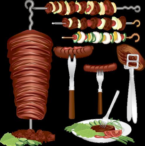 Клипарт продукты питания