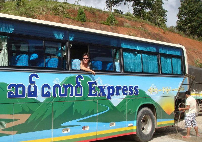 Отдых в Бирме  Tourism in Burma