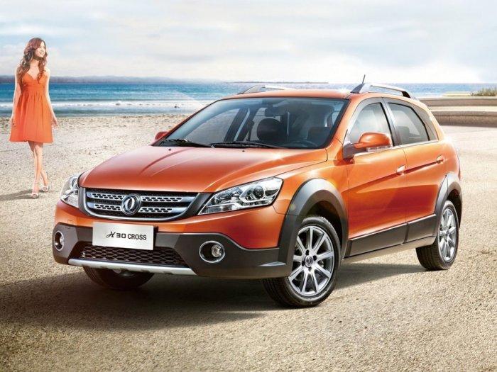 Горячая пятерка: самые популярные в России китайские автомобили (10 фото)
