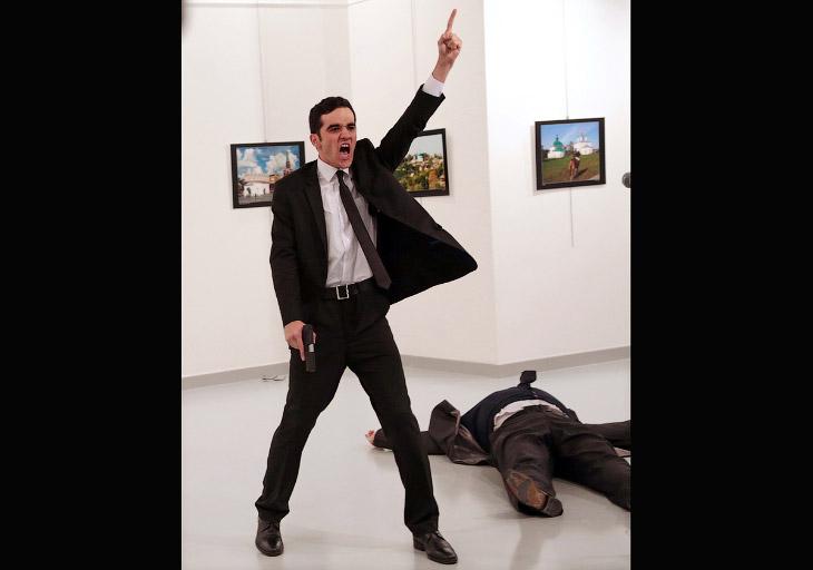 Победители международного конкурса World Press Photo 2017 (22 фото)