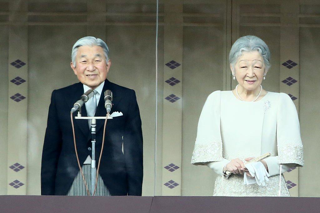 Митико Сёда, императрица Японии   Митико познакомилась с будущим мужем, тогда е