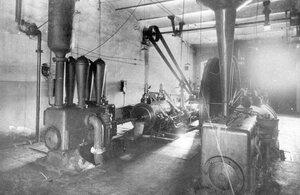 Внутренний вид одного из цехов завода.