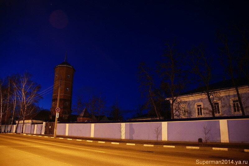 ночной Задонск