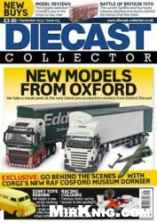 Diecast Collector September 2015