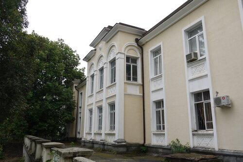 Здание питомника