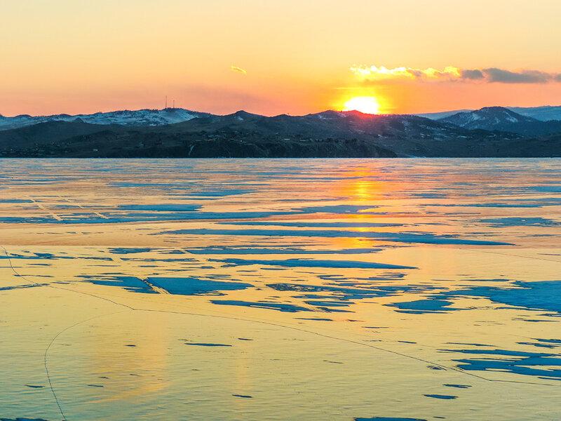 Солнце Сибири