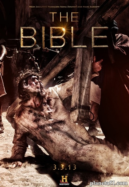 Библия / The Bible - Сезон 1, Серии 1-10 (10) [2013, WEB-DLRip | WEB-DL 720p] (ТВ3)