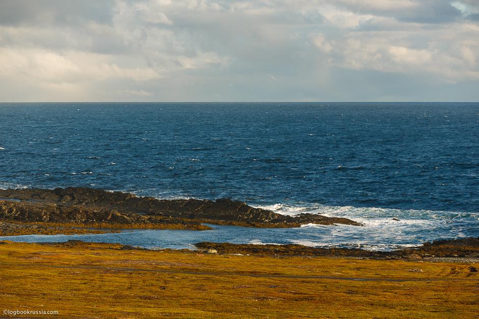 Экспедиция на Кольский полуостров 2015
