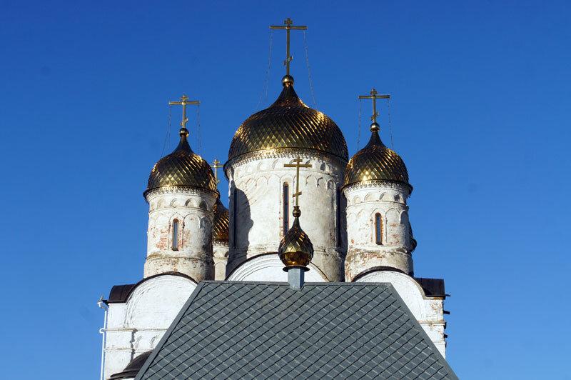 Лужецкий Ферапонтов мужской монастырь (Можайск)