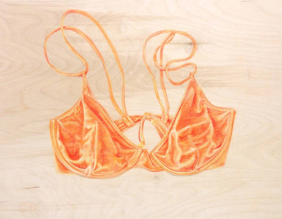 Funny Girl's Underwear Drawings (7 pics)