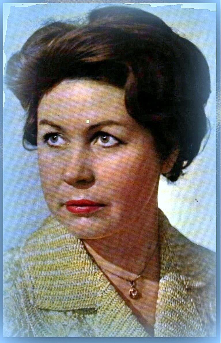 Инна Макарова, Актёры Советского кино, фото, ретро