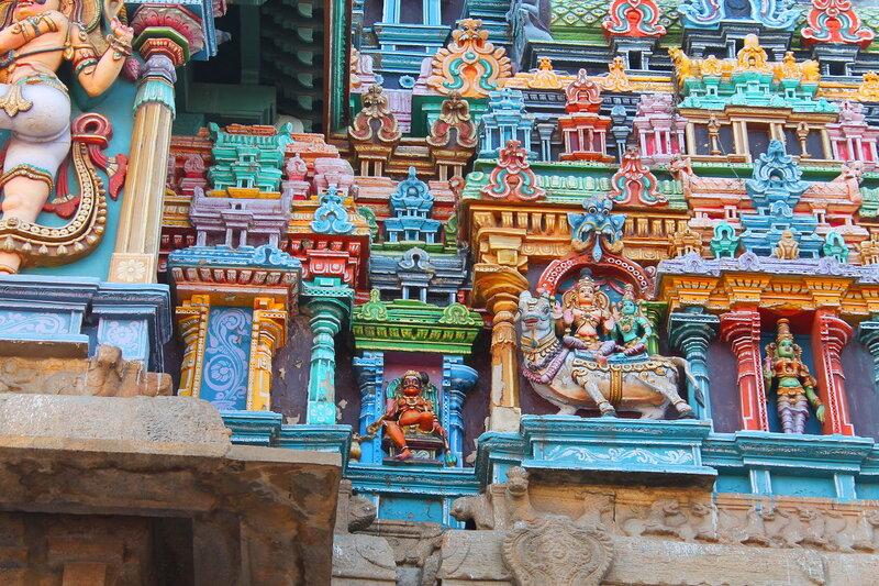Храм Шивы.Мадураи.