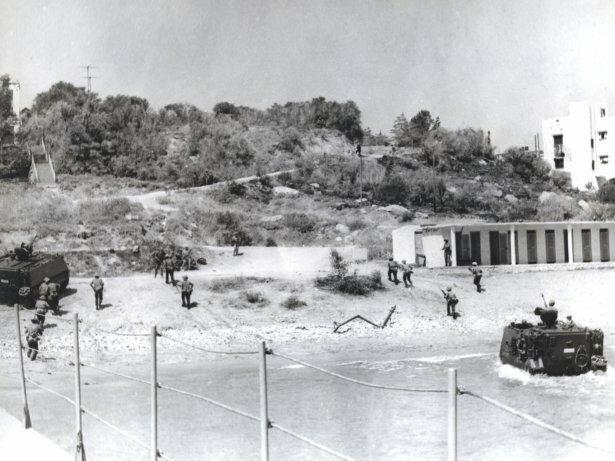 Кипрский конфликт в 1974 году