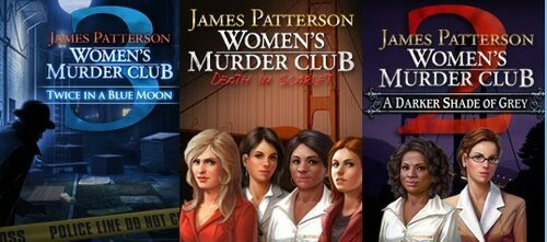 Womens Murder Club Triple Crime Pack FINAL