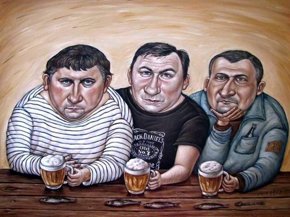 Три холостяка - Анжела Джерих