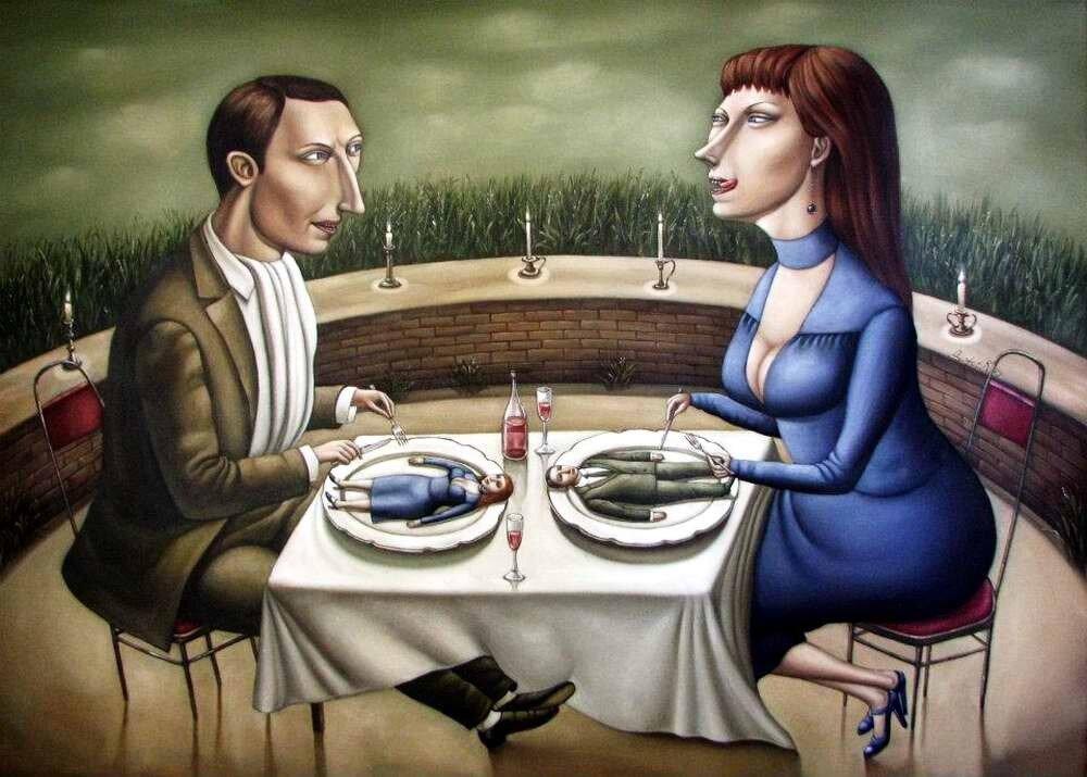 Ужин при свечах - Анжела Джерих