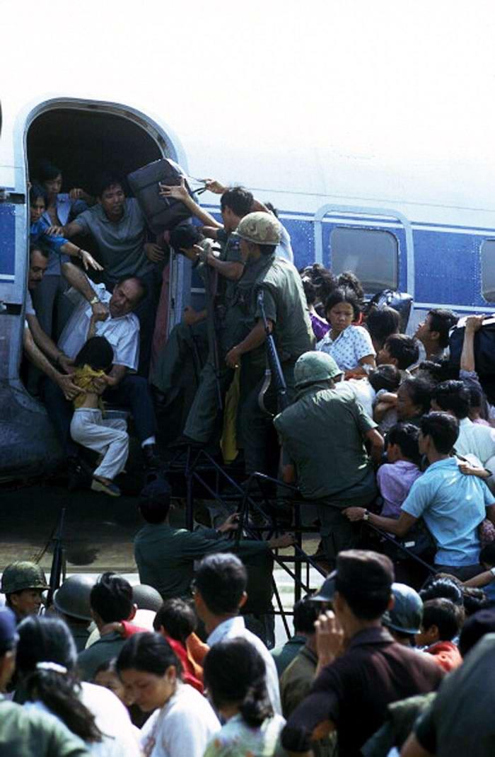 Освобождение Сайгона: как это было! К 40-летию со Дня Победы Вьетнама (США) (15)