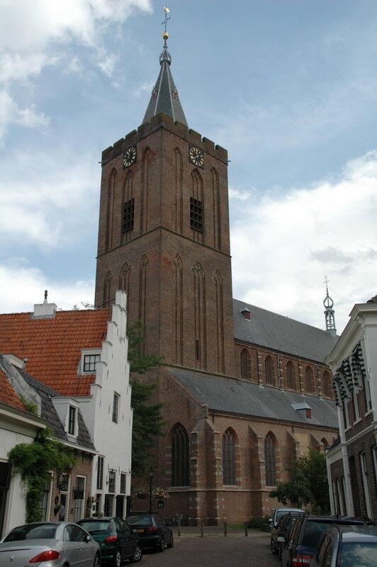 Город-крепость Нарден. Нидерланды