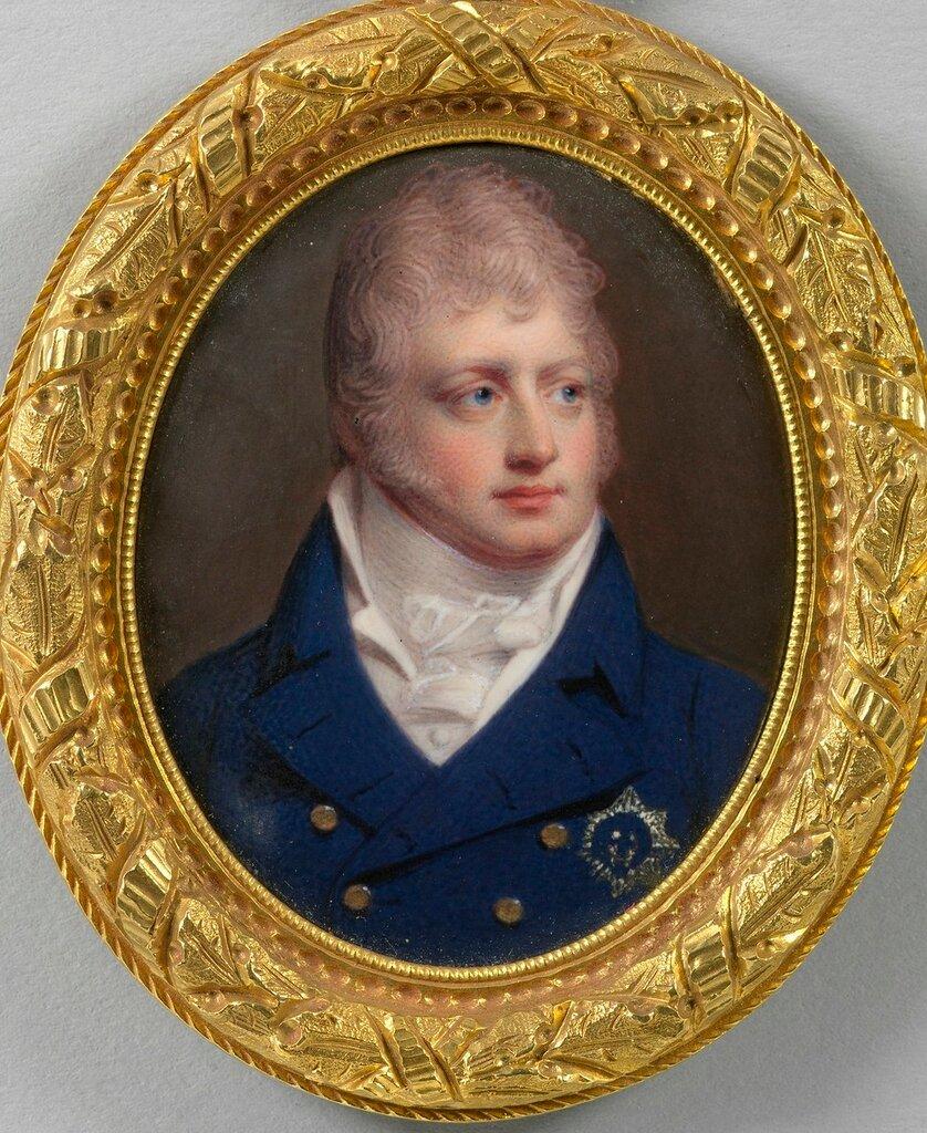 Адольф, герцог Кембриджский  1814