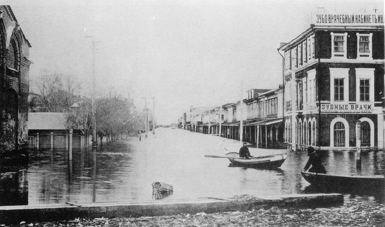 Наводнение в Баку
