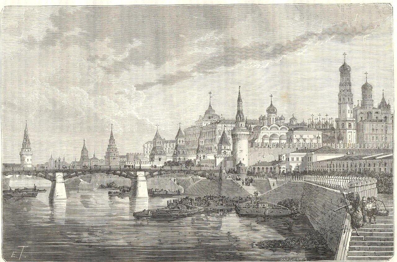 1865. Москва