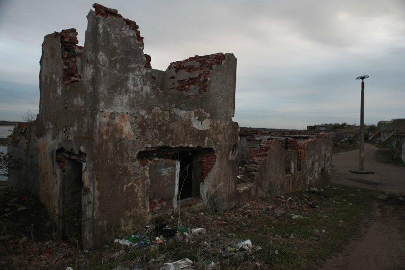 Кронштадт - 1-й Северный Форт
