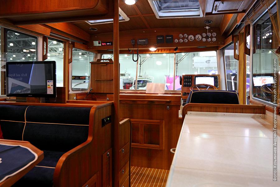 Выставка катеров и яхт Московское Боут Шоу 2014