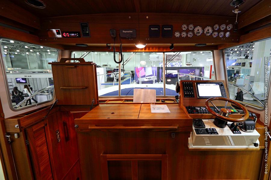 Выставка яхт и катеров в Москве