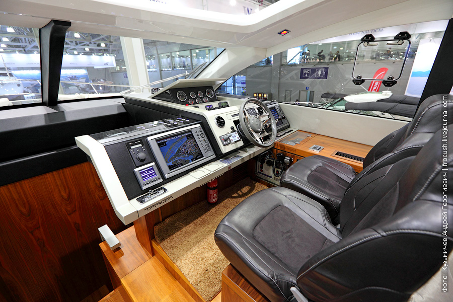 Moscow Boat Show 2014 ��� � ���� ������