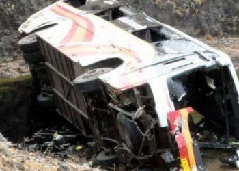 В результате ДТП в Пакистане заживо сгорели 35 человек