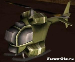 GTA San Andreas RC Raider